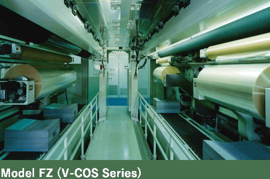 Model FZ (V-COS Series)