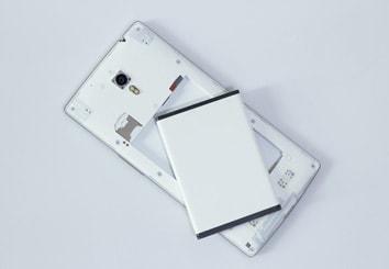 スマートフォン、タブレット(ディスプレイ、リチウム電池)