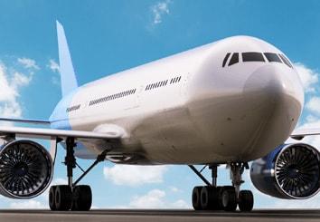 Carbon fiber materials (e.g. aircrafts, sporting goods)