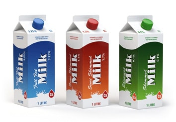 Drink cartons (e.g. milk, juice)