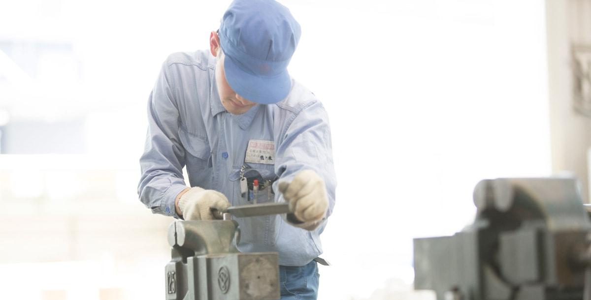 製造部・2012年入社-1