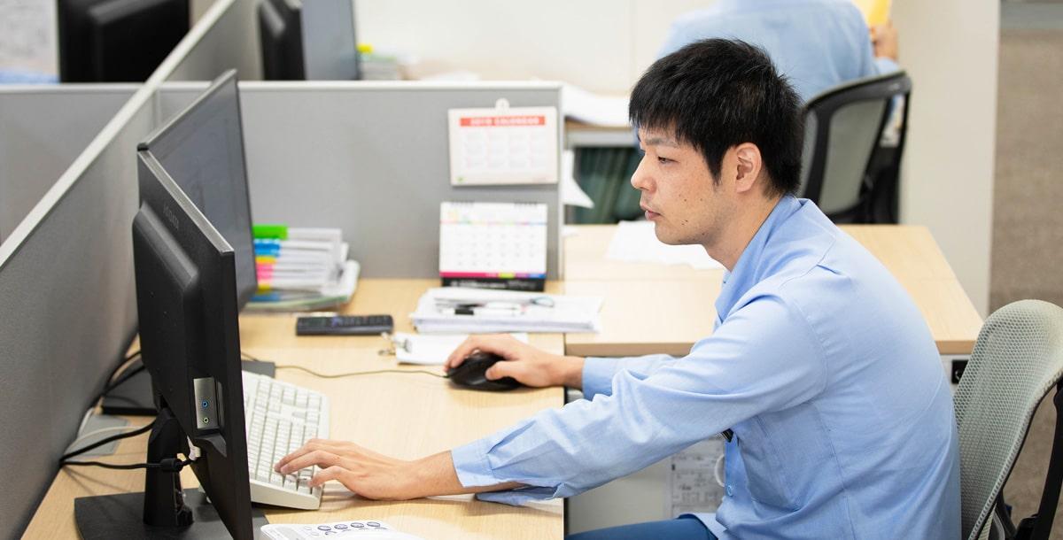 技術部・2011年入社