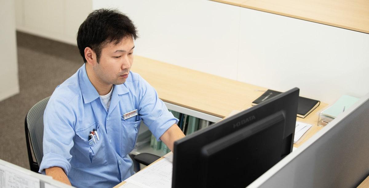 電気システム部・2011年入社