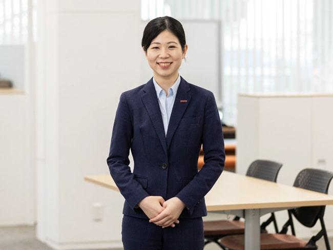 関東営業部・2011年入社