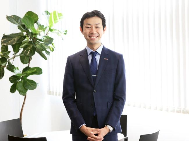関西営業部・平松 祐樹